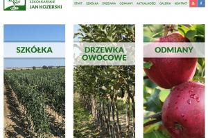 Gospodarstwo Szkółkarskie Kozerscy